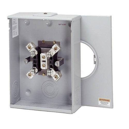 small resolution of eaton 200 amp ring type single meter socket oh hl and p reliant