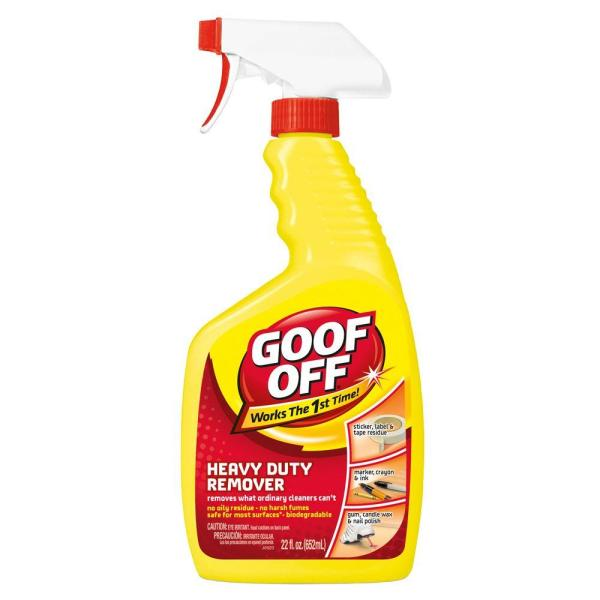 Upc 093945306597 - Goof Cleaning Products 22-oz. Heavy Duty Spot Remover And Degreaser Fg659