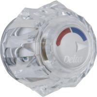 Delta Clear Knob Handle for 13/14 Series Shower Faucets ...