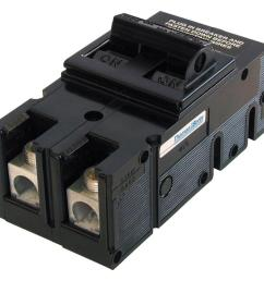 zinsco circuit breakers power distribution the home depot mix zinsco 150a 3 in 2 pole replacement [ 1000 x 1000 Pixel ]