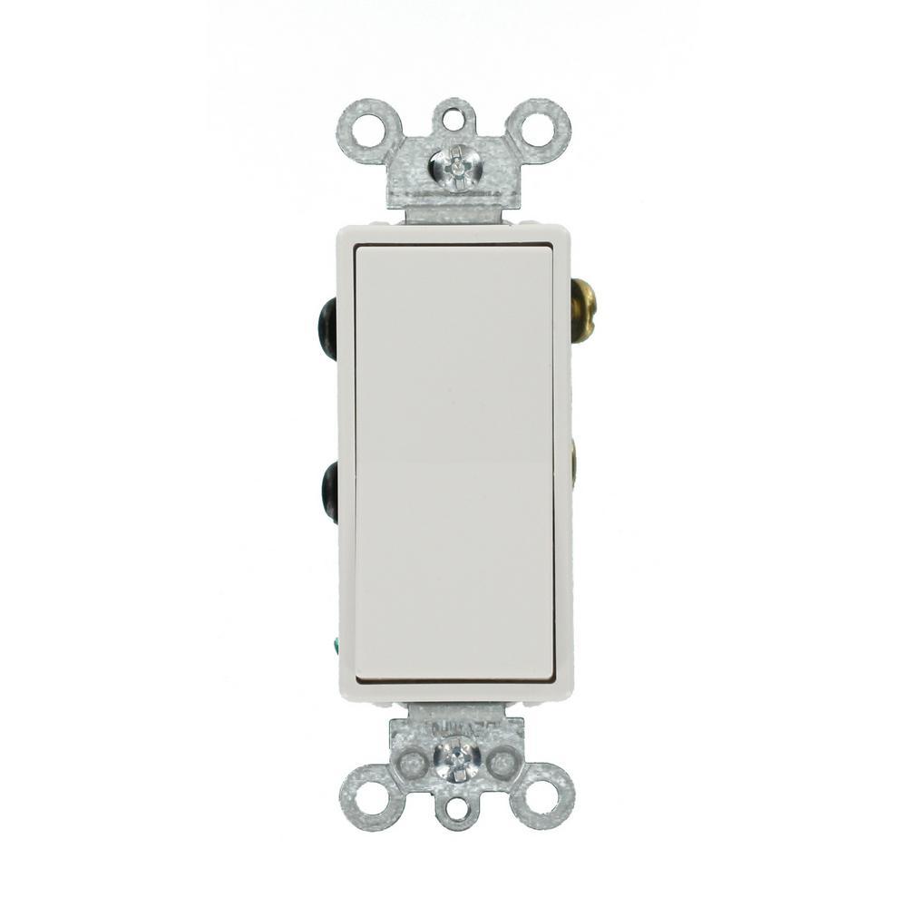 hight resolution of leviton 15 amp decora residential grade 4 way lighted rocker switch ivory decora 4 way switch wiring