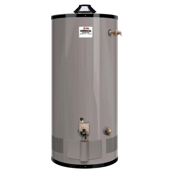 Richmond 50 Gal. Short 6 Year 36 000 Btu Natural Gas Power Vent Tank Water Heater-6gr50spve2-36