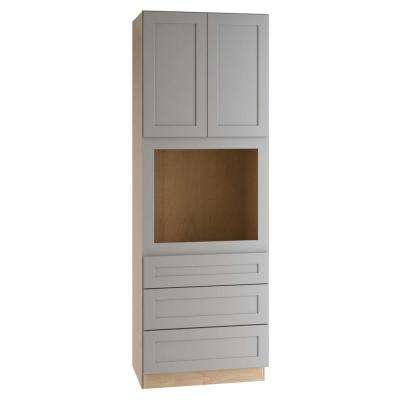 kitchen cabinets pantry cost per linear foot utility the home depot tremont