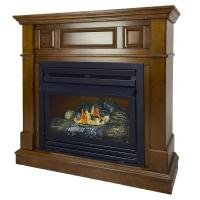 Ventless Propane Fireplace.20 Vented Gas Stove Fireplace ...