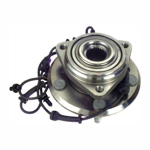small resolution of front wheel bearing and hub assembly fits 2012 2015 jeep wrangler