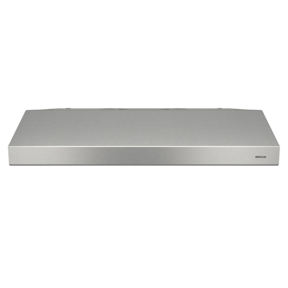 hight resolution of broan sahale deluxe 30 in convertible under cabinet range hood with light in stainless steel