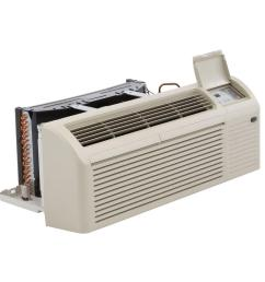 this review is from 15 000 btu packaged terminal heat pump air conditioner 1 25 ton 3 kw electrical heater 9 8 eer 230v [ 1000 x 1000 Pixel ]
