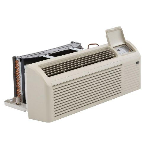 small resolution of this review is from 15 000 btu packaged terminal heat pump air conditioner 1 25 ton 3 kw electrical heater 9 8 eer 230v