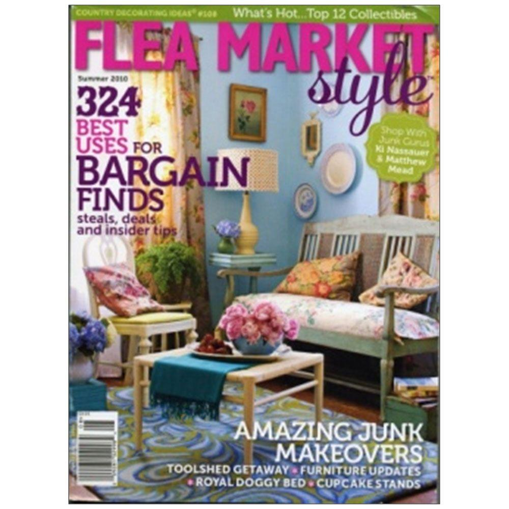 Country Decorating Ideas Magazine02998  The Home Depot