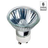 Philips 50-Watt MR16 Halogen GU10 TwistLine Dimmable Light ...