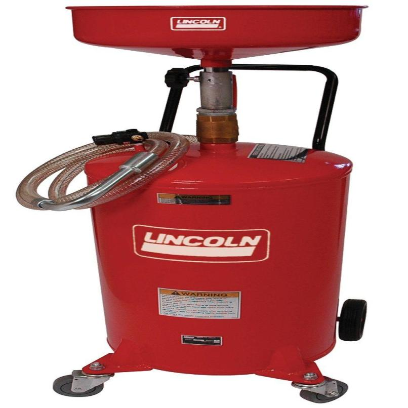 Lincoln 18 Gal Oil Recovery Pan