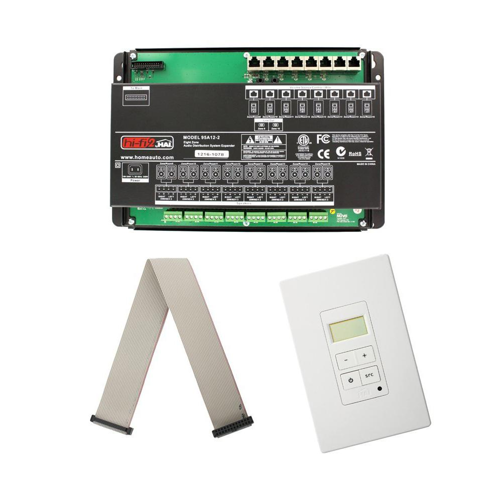 hight resolution of hi fi 2 8 zone expansion kit for structured wiring enclosures