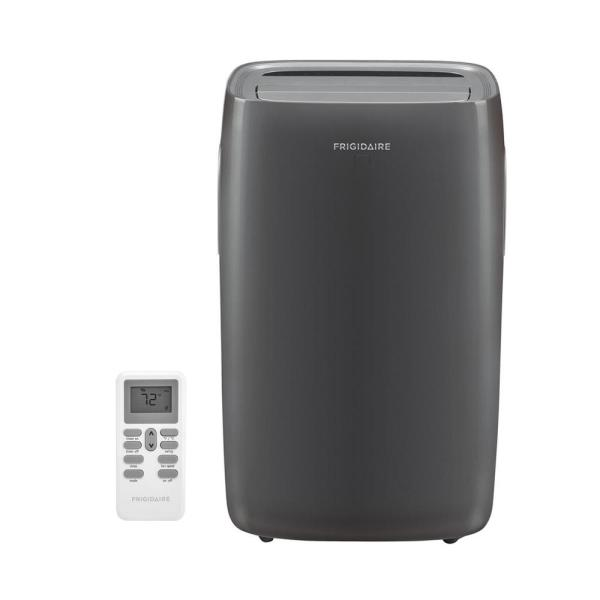 Frigidaire 12 000 Btu 3-speed Portable Air Conditioner With Dehumidifier And Remote 550 Sq