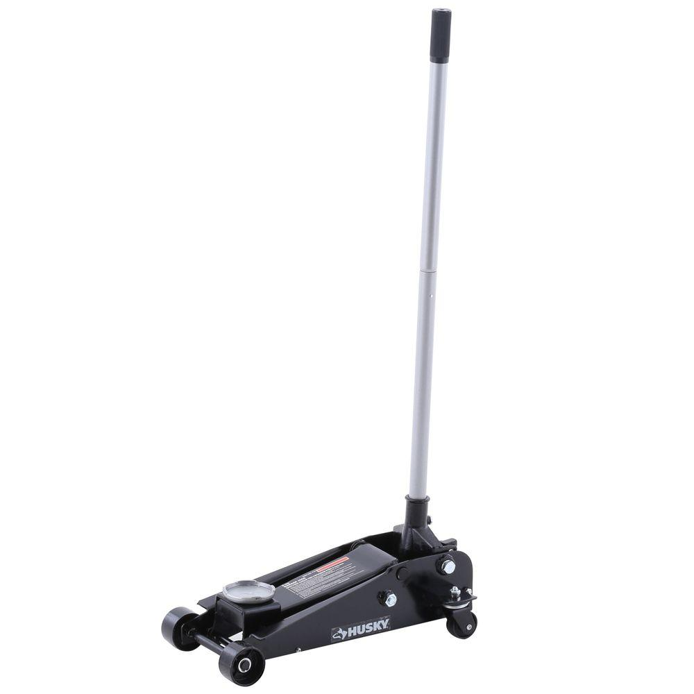 Husky 3 Ton Garage Jack Hd00107 The Home Depot