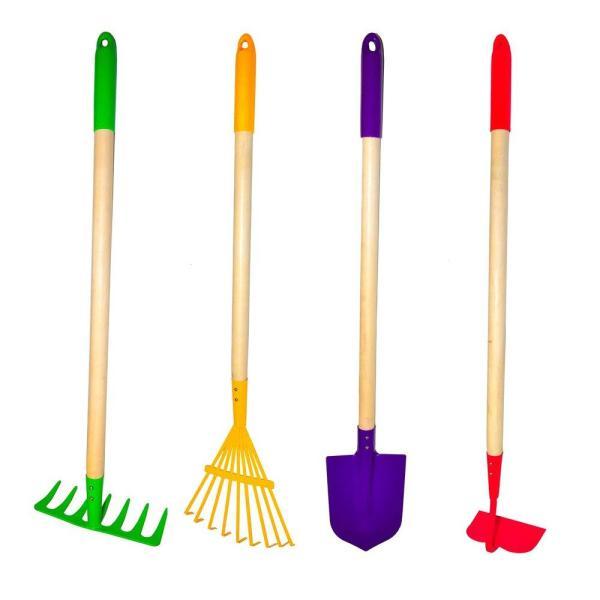 & big kids garden tool set