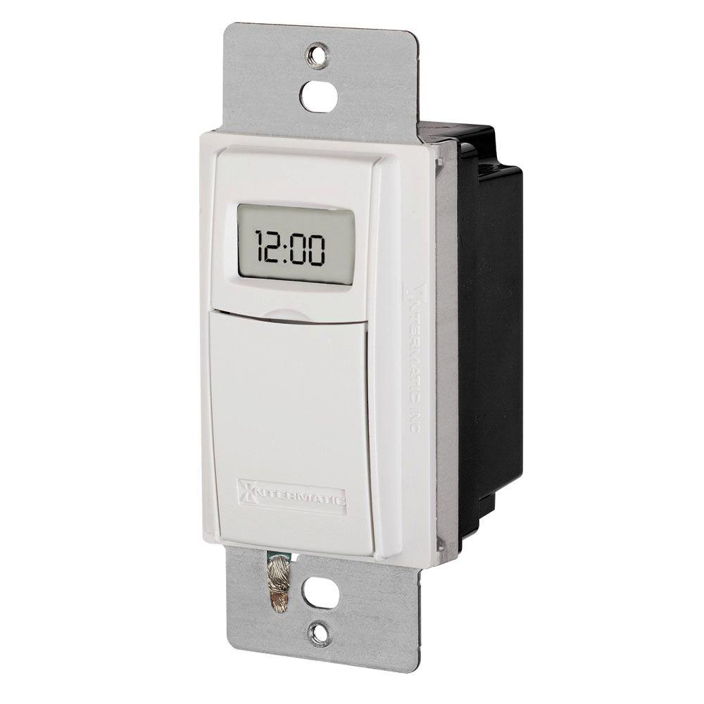 hight resolution of 15 amp astronomic digital in wall timer white