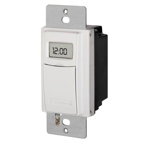 small resolution of 15 amp astronomic digital in wall timer white