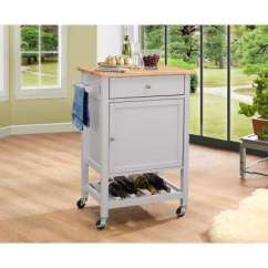 Kitchen Cart Table Ikea Cabinets Prices Gray Carts Islands Utility Tables Dining Room Hoogzen Natural And