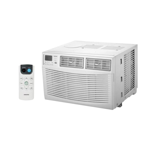 Lg Electronics 15 000 Btu 115-volt Window Air Conditioner With Remote And Energy Star-lw1516er