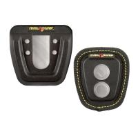 MagnoGrip Quick Snap Magnetic Tape Measure Holder, Black
