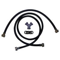 Whirlpool Steam Dryer Hose Kit-W10044609A - The Home Depot