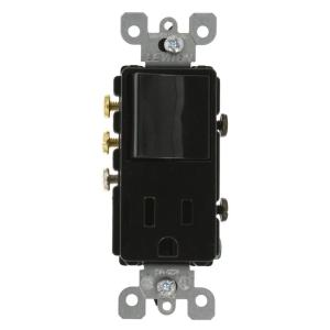 3 way outlet fuse tap wiring diagram leviton 15 amp decora commercial grade combination rocker switch