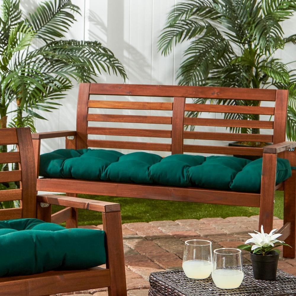 46 x 18 outdoor swing bench cushion