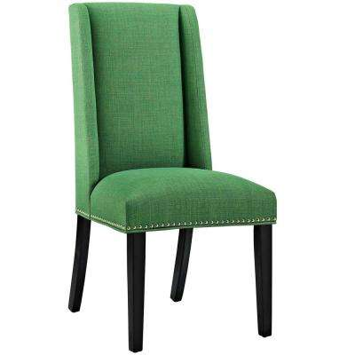 green dining room chairs black office chair kitchen furniture the home depot baron kelly fabric