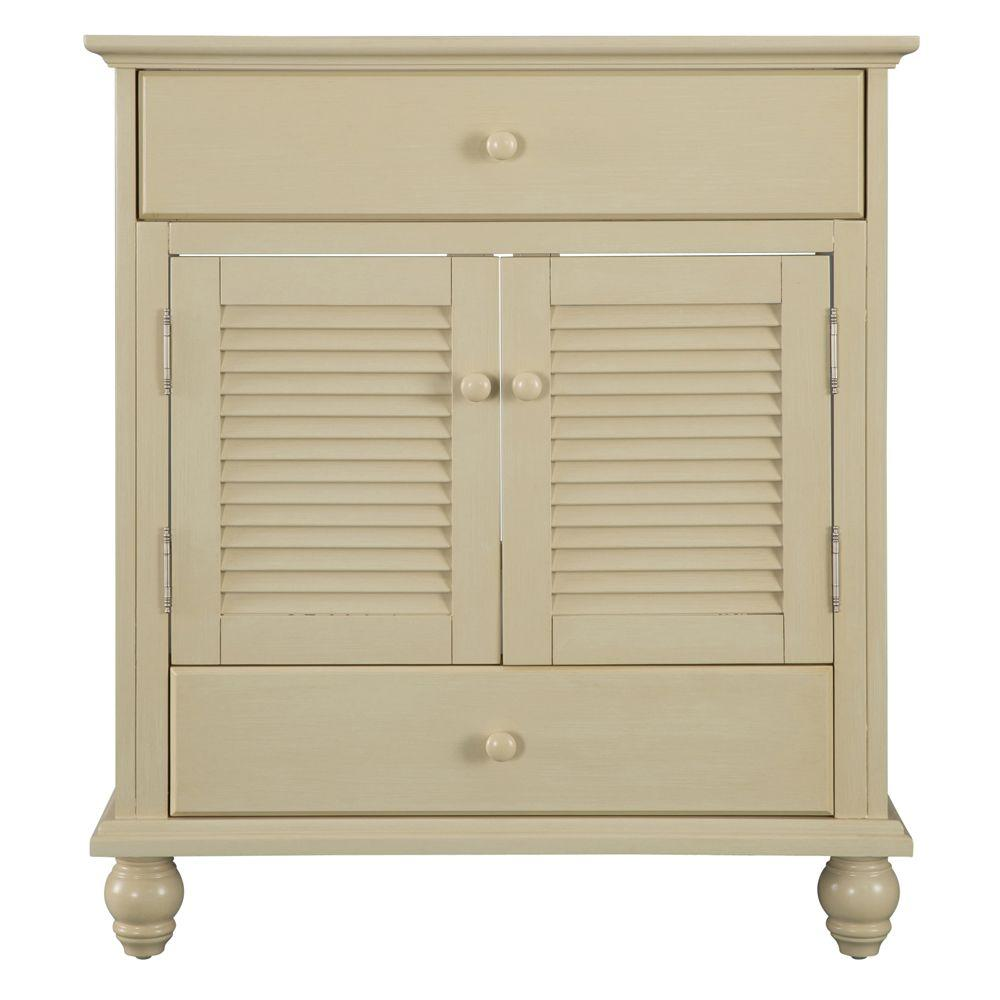 Home Decorators Collection Cottage 36 In W Bath Vanity Cabinet Only In Antique White Ctaa3622d The Home Depot