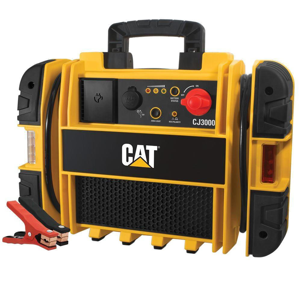hight resolution of cat 1000 amp pro portable jump starter