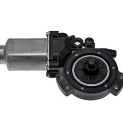 power window lift motor 2005 hyundai sonata [ 1000 x 1000 Pixel ]
