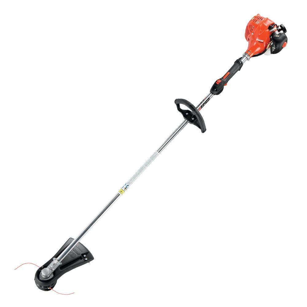 Homelite 2-Cycle 26 cc Curved Shaft Gas Trimmer-UT33600A