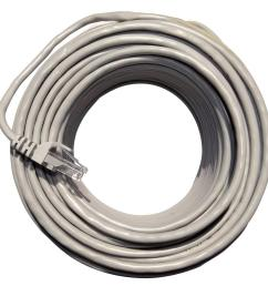white cat 5e network ethernet cable [ 1000 x 1000 Pixel ]