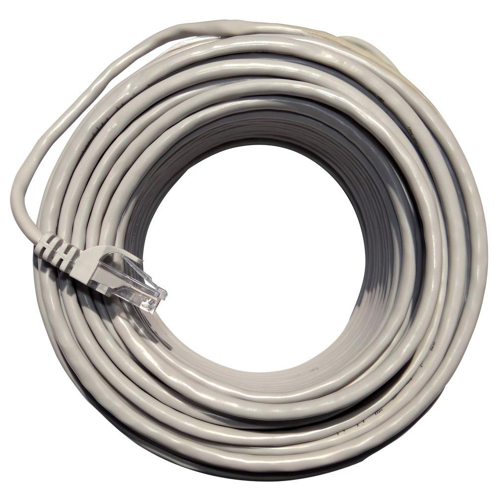 medium resolution of white cat 5e network ethernet cable