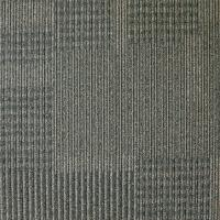 EuroTile Park Avenue Graphite Loop 19.7 in. x 19.7 in