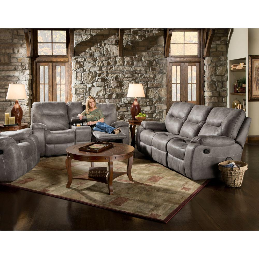 Cambridge Homestead 3Piece Steel Sofa Loveseat and