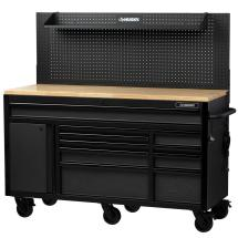Home Depot Husky Tool Box Workbench