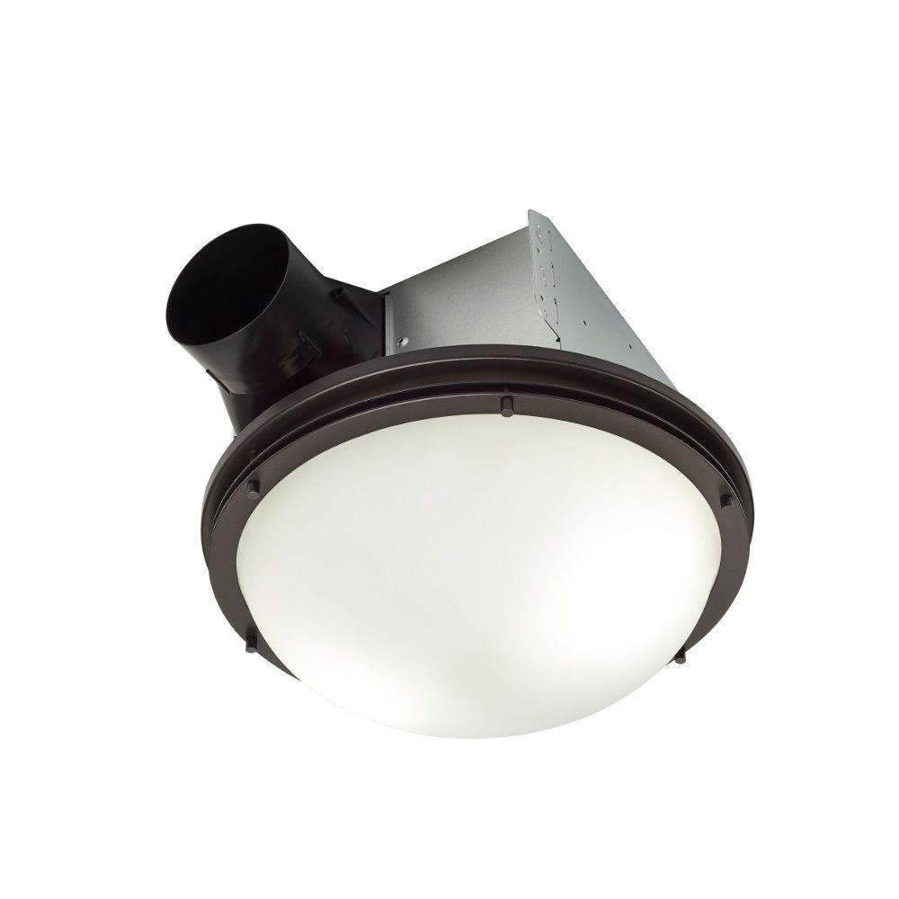 nutone invent decorative oil-rubbed bronze 80 cfm ceiling exhaust