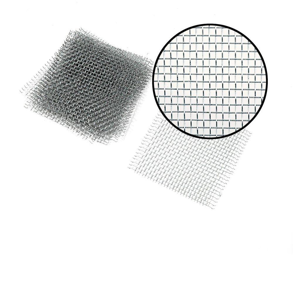 Phifer Brite Aluminum Screen Patch Repair Kit-3025124
