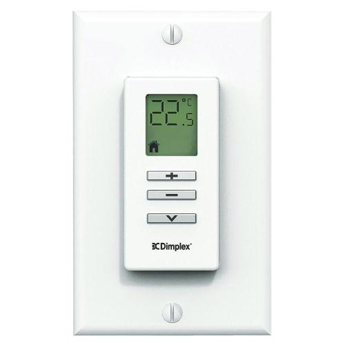 small resolution of wall mount remote thermostat kit