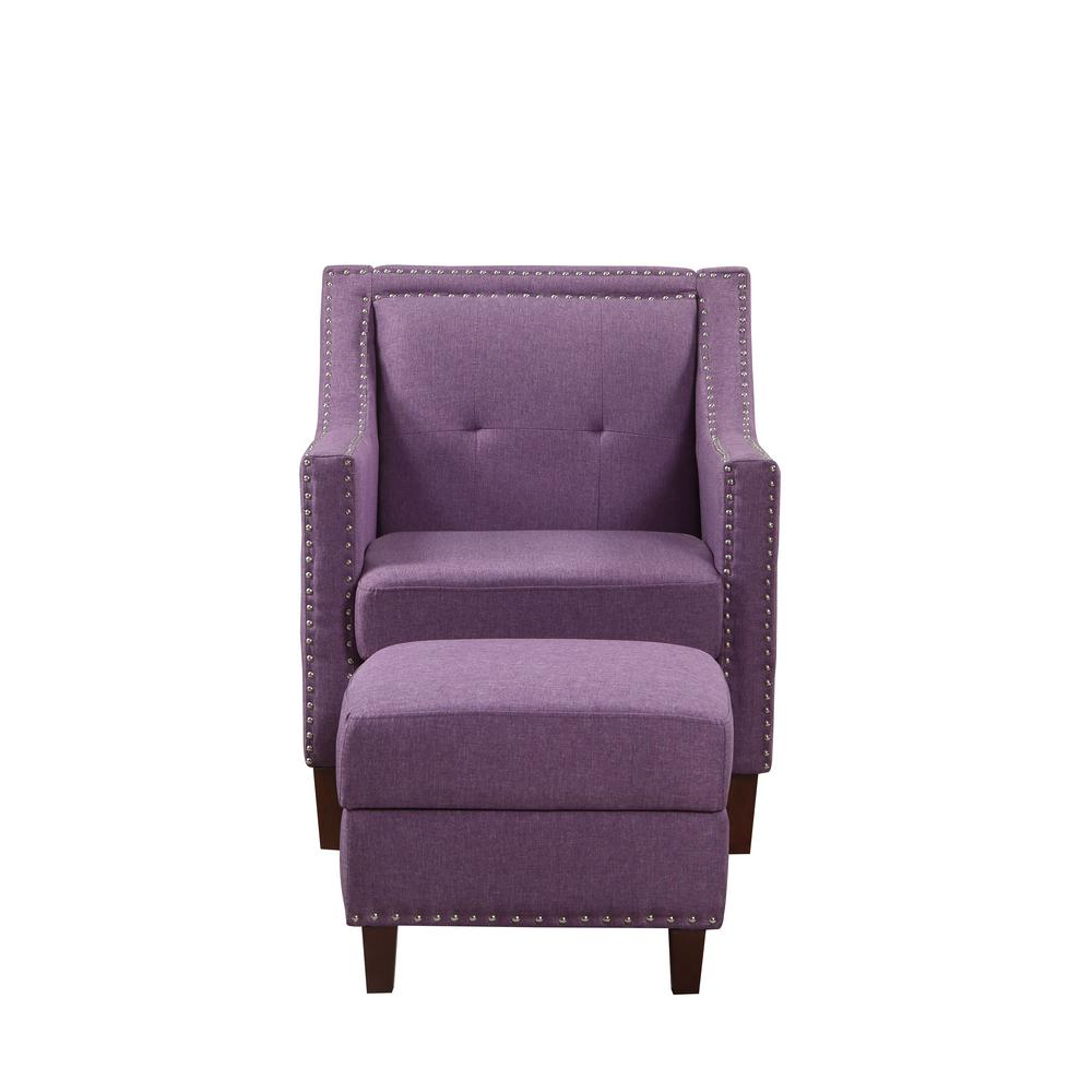 large tub chair wheelchair jevil jason purple fabric 92003 16pl the home depot