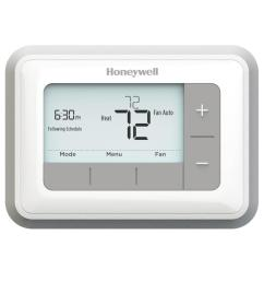 honeywell t5 7 day programmable thermostat [ 1000 x 1000 Pixel ]