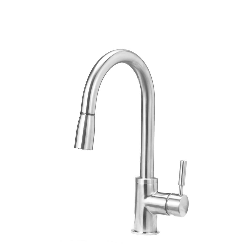 blanco meridian semi professional kitchen faucet delta nickel pull down faucet,