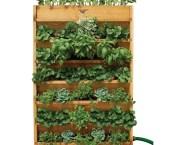 vertical garden bed