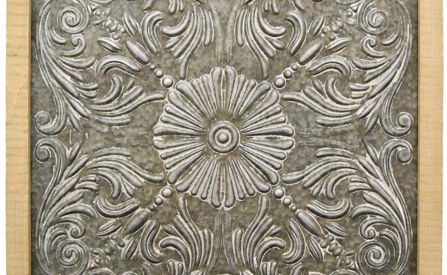 Three Hands Metal Wood Wall Art 17073 The Home Depot