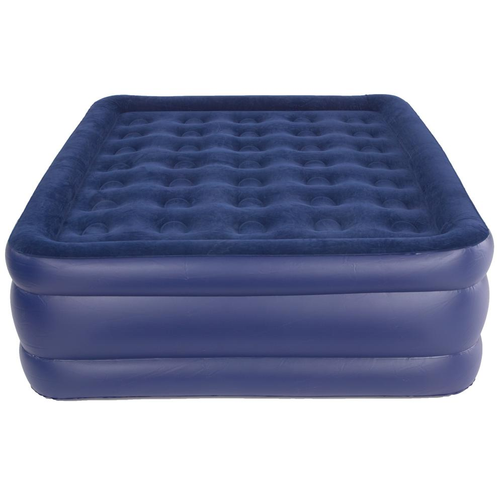 Pure Comfort Queen Size Raised Air Mattress8501AB  The