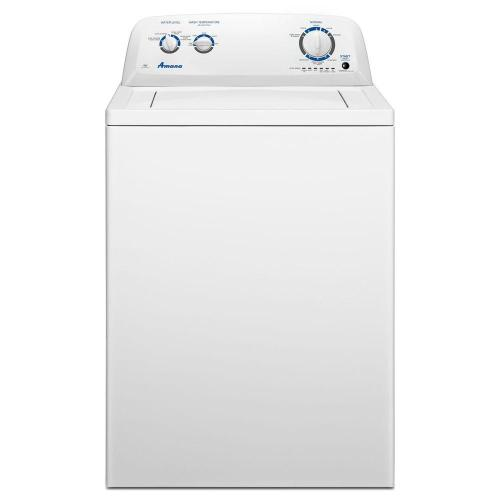 small resolution of amana 3 5 cu ft top load washer in white
