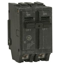 ge q line 40 amp 2 in double pole circuit breaker thql2140 theq line 40 amp [ 1000 x 1000 Pixel ]