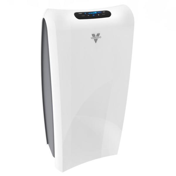 Vornado Ac550 True Hepa Room Air Purifier-ac1-0039-43 - Home Depot