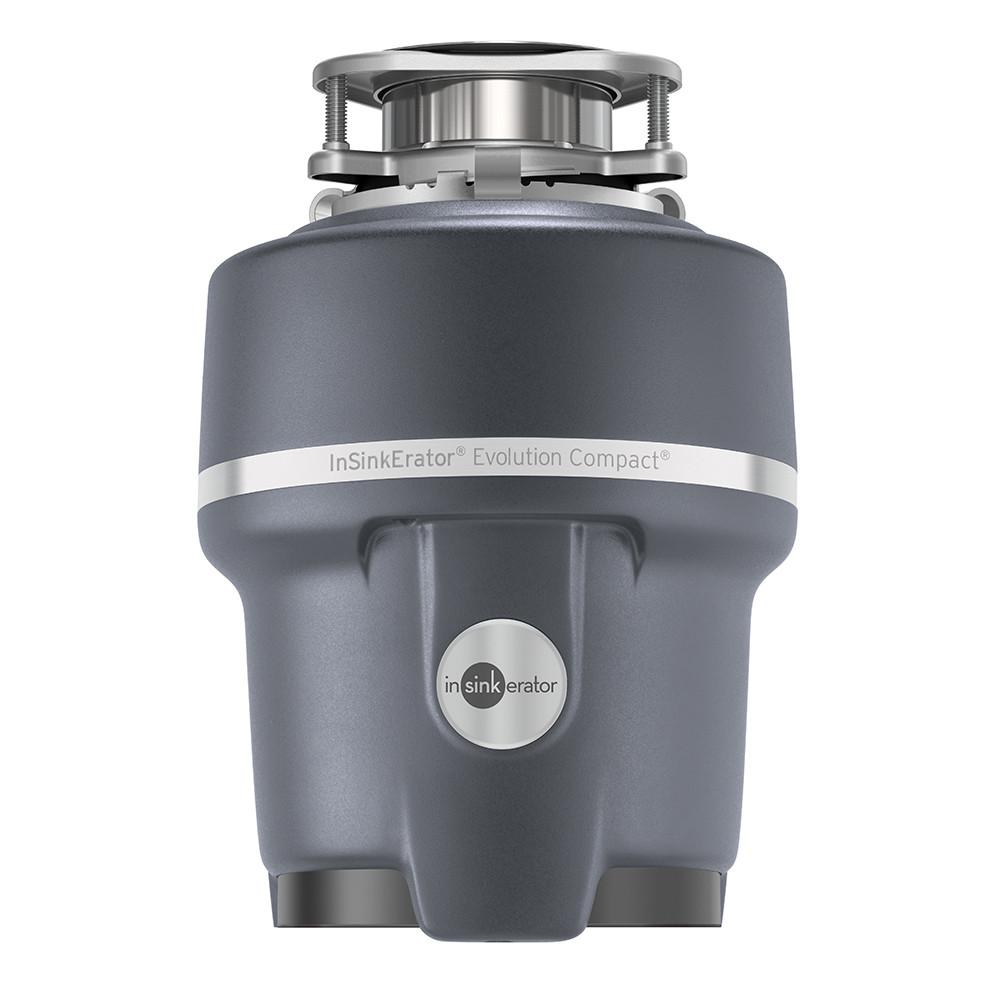 hight resolution of evolution compact 3 4 hp continuous feed garbage disposal